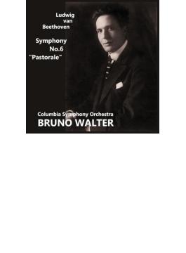 交響曲第6番『田園』 ワルター&コロンビア交響楽団(平林直哉復刻、2トラック38センチ・オープンリール・テープ)