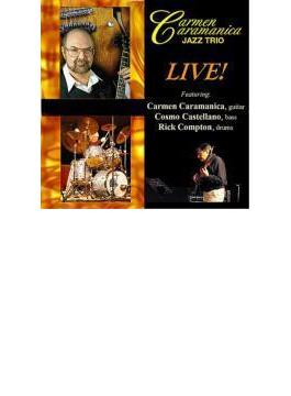 Carmen Caramanica Live