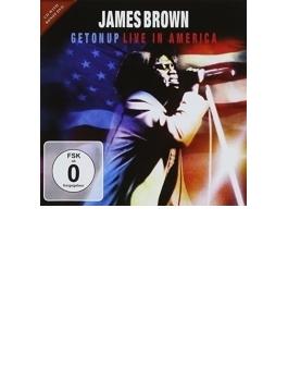 Live In America (+dvd)