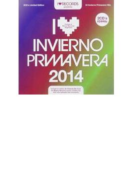 I Love Invierno: Primavera 2014