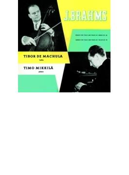 チェロ・ソナタ第1番、第2番 マヒュラ、ミッキラ