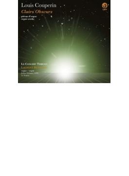 ルイ・クープラン:オルガン曲集、デュモン:カンティカ・サクラより ベイハースト、コンセール・トリビュオ