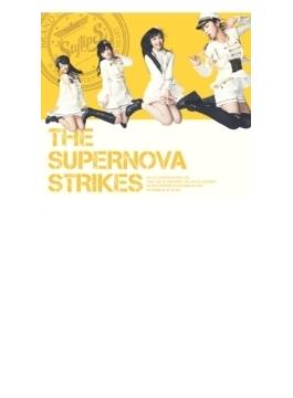 THE SUPERNOVA STRIKES (CD+Blu-ray)【初回限定盤A】
