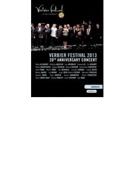 ヴェルビエ音楽祭2013~20周年記念コンサート キーシン、カプソン兄弟、プレトニョフ、プレスラー、エベーヌ四重奏団、トリフォノフ、他