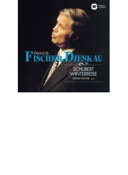 Winterreise: F-dieskau(Br) G.moore(P) (1962)