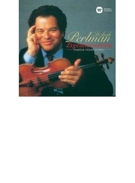 Works For Violin & Orch: Perlman(Vn) Martinon / Paris.o