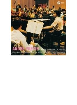 Rhapsody In Blue, An American In Paris, Piano Concerto: Previn(P) / Lso
