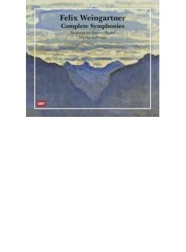 交響曲全集、管弦楽曲集 レトーニャ&バーゼル交響楽団(7SACD)