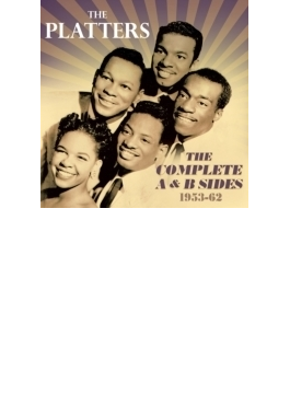 Platters - Complete A & B Sides 1953-1962