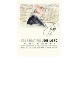 Celebrating Jon Lord At The Royal Albert Hall (Blu-ray+3CD)