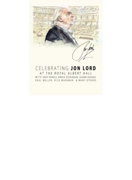 Celebrating Jon Lord At The Royal Albert Hall(Blu-ray)