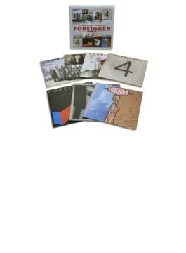Complete Atlantic Studio Albums 1977-1991(7CD)