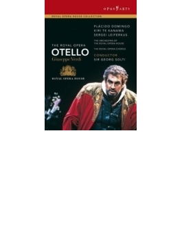 Otello: Moshinsky Solti / Royal Opera House Domingo Te Kanawa Leiferkus