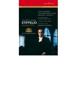 Stiffelio: Moshinsky Downes / Royal Opera House Carreras Malfitano Howell