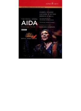 Aida: Moshinsky Downes / Royal Opera House Studer O'neill D'intino