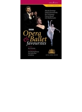 Opera & Ballet Favourites: Domingo / Downes / Royal Opera House Hvorostovsky Te Kanawa Bussell