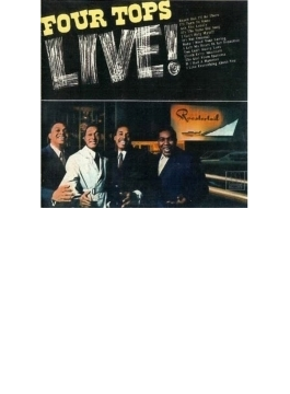 Four Tops Live (Ltd)