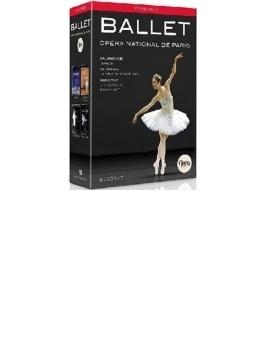 Jewels, La Dame Aux Camelias, Cinderella, Swan Lake: Paris Opera Ballet