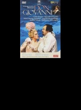 Don Giovanni: De Simone Muti / Vienna State Opera C.alvarez Pieczonka