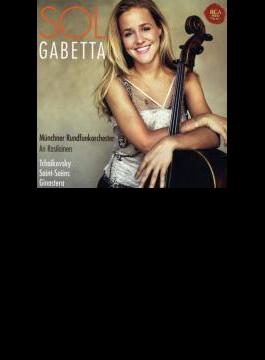 Works For Cello & Orch: Gabetta(Vc) Rasilainen / Munich Radio O
