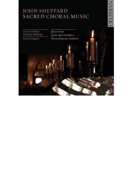 Sacred Choral Music: Ferguson / Edinburgh St Mary's Cathedral Cho