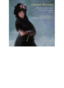 Divertimentos For String Trio: Ensemble Carmen Veneris