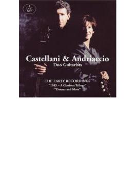 Castellani-andriaccio Duo: The Early Recordings