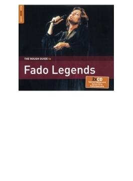 Rough Guide To Fado Legends
