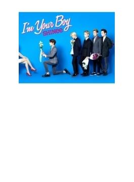 I'm Your Boy 【初回生産限定盤A】(CD+DVD+撮りおろしフォトブックレット・type A)