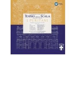 『清教徒』全曲 セラフィン&スカラ座、カラス、ディ・ステーファノ、他(1953 モノラル)(2CD)