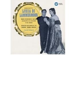 『ランメルモールのルチア』全曲 セラフィン&フィレンツェ五月祭管、カラス、ディ・ステーファノ、他(1953 モノラル)(2CD)