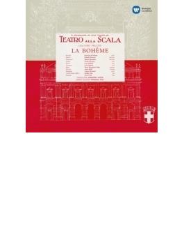 『ボエーム』全曲 ヴォットー&スカラ座、カラス、ディ・ステーファノ、他(1956 モノラル)(2CD)
