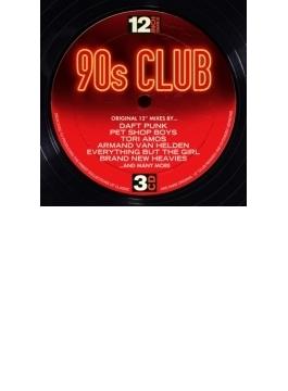 12 Inch Dance: 90's Club