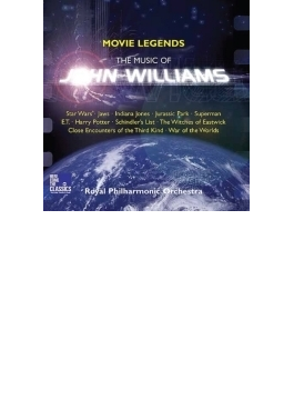 Movie Legends-the Music Of John Williams: Kashif / Rpo