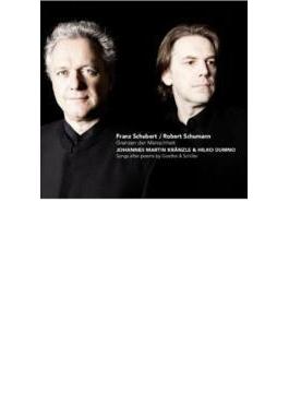 Grenzen Der Menschheit-lieder: Kranzle(Br) Dumno(P) Kronthaler(Ms) +schumann