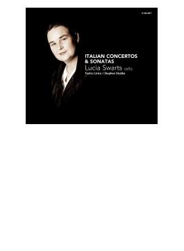 Italian Cello Concertos & Sonatas: Lucia Swarts(Vc) S.stubbs / Teatro Lirico