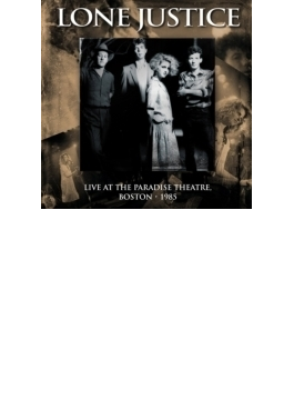 Live At The Paradise Theatre Boston 1985