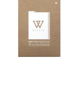 WINNER TV DVD (EPISODE COLLECTION) (4DVD+ブックレット2種+しおり+ステッカー)