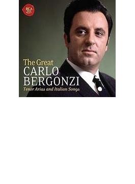 ザ・グレート・カルロ・ベルゴンツィ~オペラ・アリア&イタリア歌曲集(2CD)