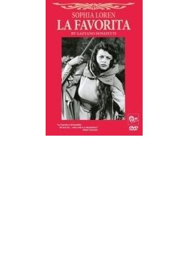 『ファヴォリータ』(オペラ映画) バルラッチ監督、ソフィア・ローレン主演(ルッキ&ローマ歌劇場、タマンティーニ、シニンベルギ、他)