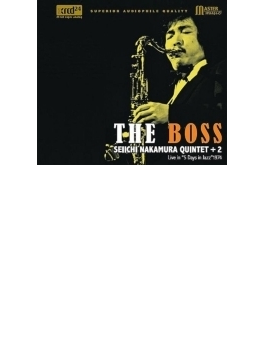 Boss: Live In 5 Days In Jazz 1974 (XRCD)