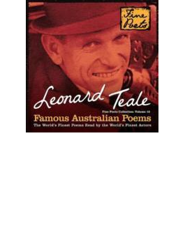 Leonard Teale: Famous Australian Poems