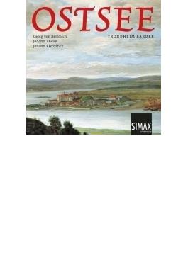 『バルト海~ベットウシュ、タイレ、フィーアダンクの教会音楽』 トロンハイム・バロック