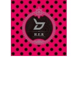 4th Mini Album: H.E.R 【スペシャルエディション】 (CD+DVD+78Pフォトブック)