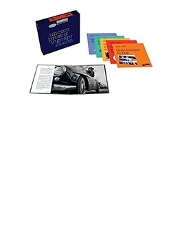 Blue Note: Uncompromising Expression: The Singles Collection: (Ltd)