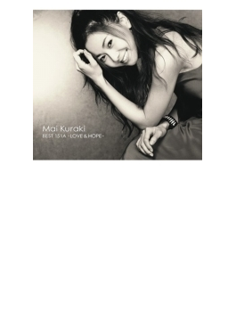 MAI KURAKI BEST 151A -LOVE & HOPE- (2CD+DVD)【初回限定盤B】