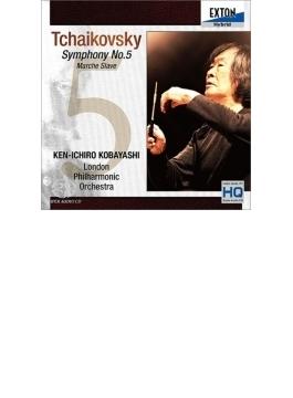 交響曲第5番、スラヴ行進曲 小林研一郎&ロンドン・フィル