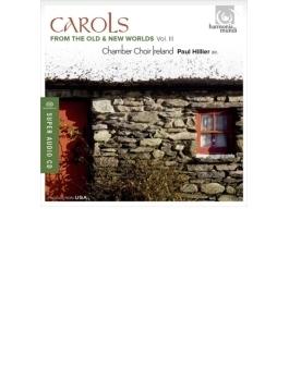 『旧世界と新世界のクリスマス・キャロル』第3集 ヒリアー&アイルランド室内合唱団