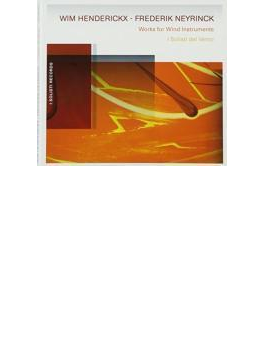 Works For Wind Instruments / I Solisti Del Vento +neyrinck