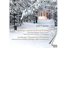 Songs, Chorals: Sjoberg(S) M.nilsson(Br) Jakobsson / Nordic Co Etc